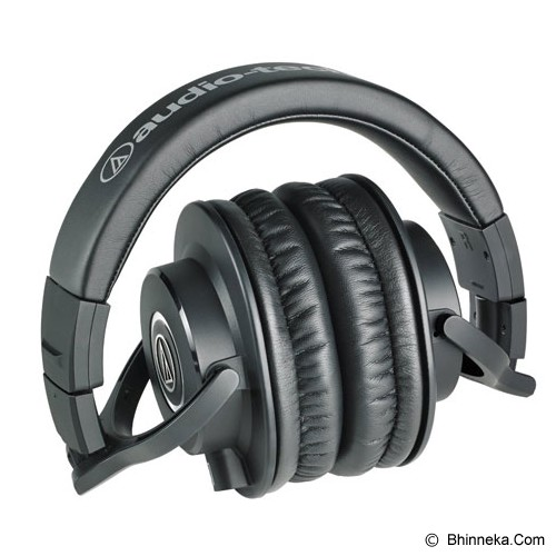 AUDIO-TECHNICA Professional Headphones [ATH-M40x] - Black - Headphone Portable